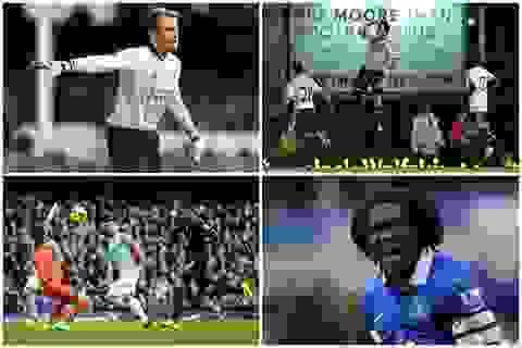 11 ngôi sao sáng nhất vòng 12 Premier League