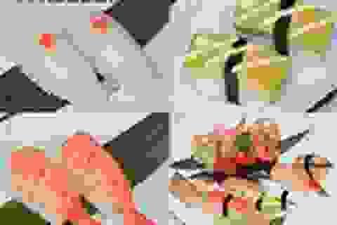 """1/6 tưng bừng cùng """"Đêm hội Sushi của bé"""""""