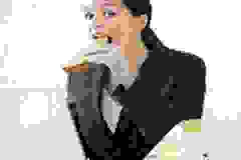 """Bữa trưa dinh dưỡng """"cấp tốc"""""""