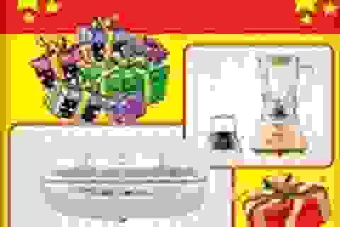 Sôi động mở cửa bán hàng cùng điện máy Việt Long