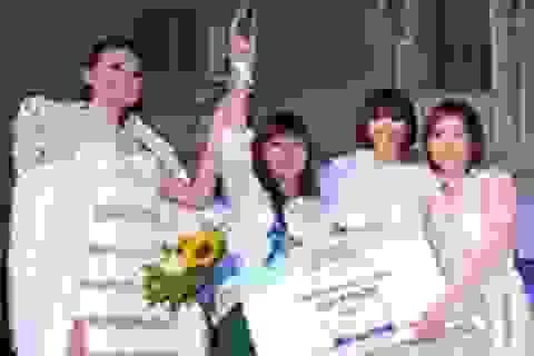 Aquafina Pure Fashion 2012: Đêm thăng hoa của thời trang và vũ điệu ánh sáng