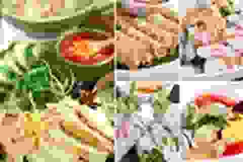 Khai trương nhà hàng Cơm Việt Nam - 228 Bà triệu