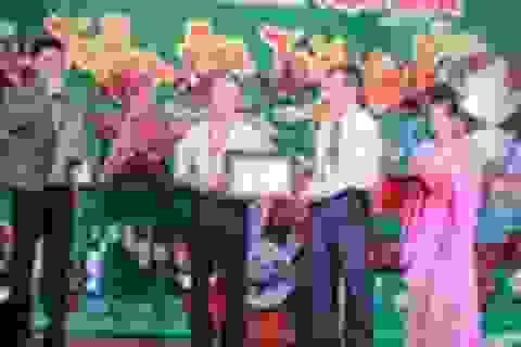 Khu vui chơi Thiên đường giải trí Thỏ Trắng xác lập kỷ lục Guiness Việt Nam