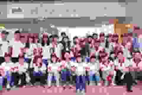Ngày thứ 7 xanh cùng các tình nguyện viên PSB College