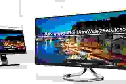 LG và bước tiến mới trong lĩnh vực màn hình máy tính