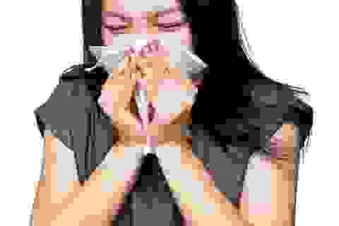 Khổ như bị viêm xoang, viêm mũi dị ứng tuổi ăn tuổi lớn