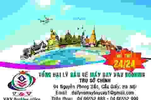 Trải nghiệm du lịch Hàng không tiết kiệm với V&V Booking Office