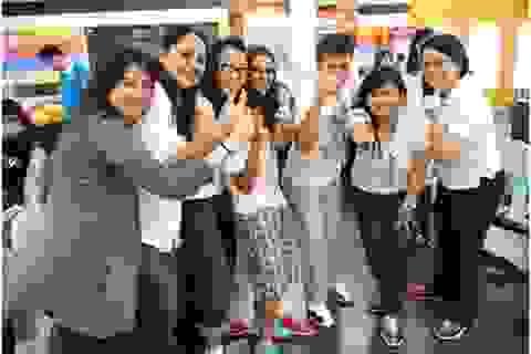 Phỏng vấn học bổng ngành Quản trị, Kinh doanh & Marketing du học Singapore