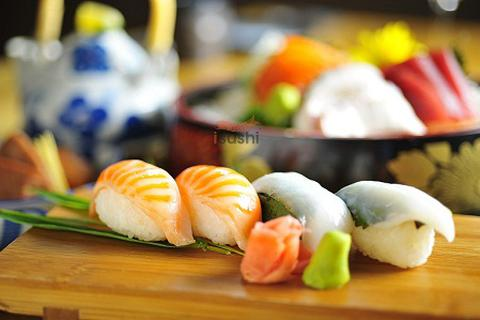 iSushi – buffet 100 món ăn Nhật Bản tinh hoa