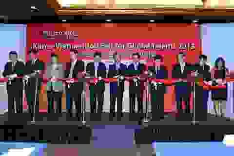 Giải thưởng tôn vinh doanh nghiệp Hàn Quốc và Ngày hội việc làm Hàn – Việt