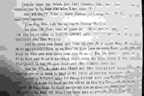 Những bất thường trong vụ án ma túy xôn xao Thái Nguyên