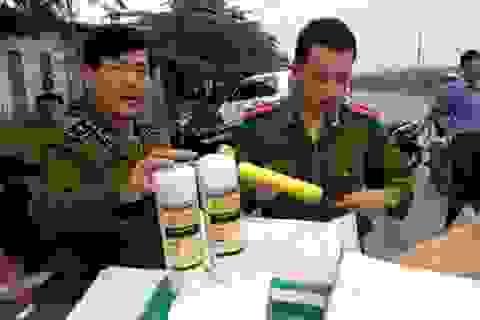 Hà Nội: Phát hiện, thu giữ hàng nghìn lõi lọc nước nhái thương hiệu