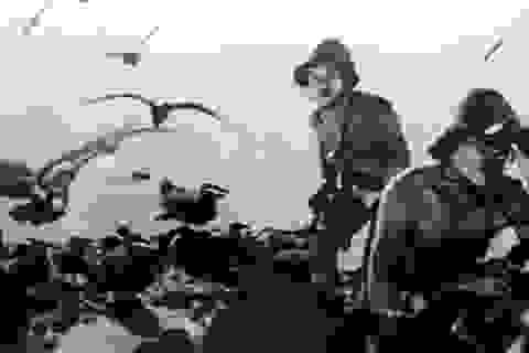 Hình ảnh lịch sử về những chiến công của Hải quân Việt Nam