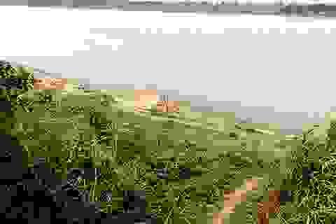 Hà Nội: Tắm giải nhiệt ở sông Hồng, một phụ nữ mất tích