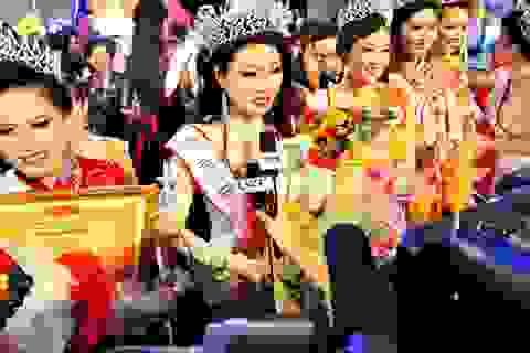 Hình ảnh đẹp trong đêm chung kết Hoa hậu các Dân tộc Việt Nam