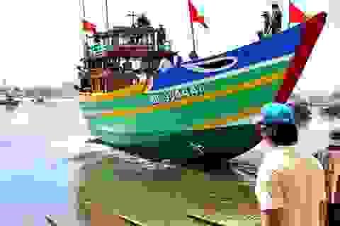 Tàu cá được hỗ trợ đóng mới phải hoạt động đủ 7 năm
