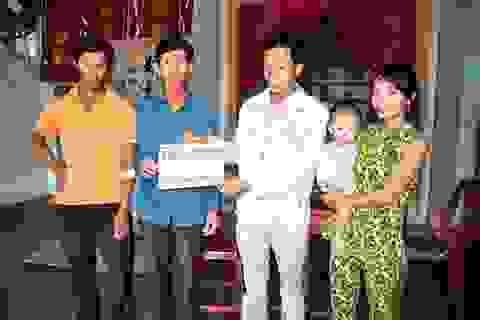 Hơn 21 triệu đồng đến với gia đình có 2 mẹ con mắc bệnh hội chứng thận hư