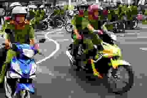 Trên 32.000 lượt chiến sĩ mật phục đảm bảo an ninh cho Đà Nẵng