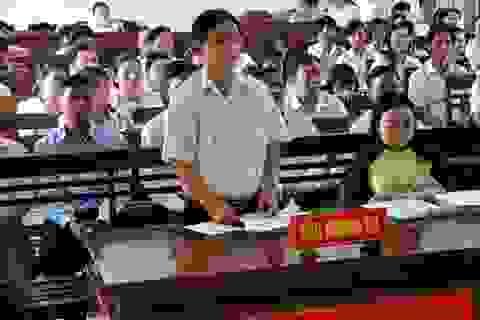 Phiên tòa hy hữu xử vụ doanh nghiệp kiện UBND tỉnh