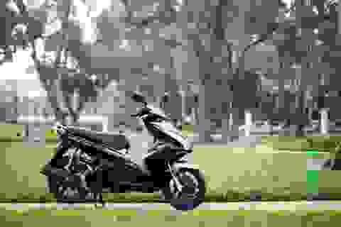 Honda Air Blade 125 tiêu thụ nhiên liệu ra sao?