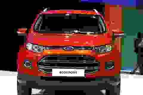 Xe Ford EcoSport sẽ có mặt tại Việt Nam vào cuối năm nay
