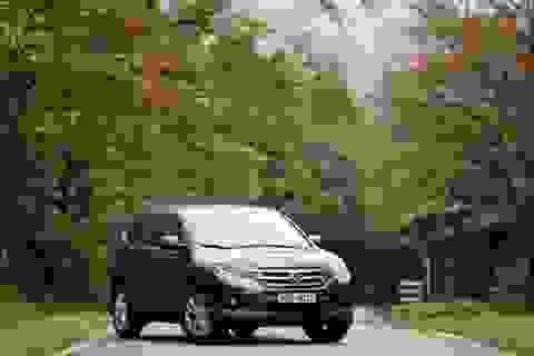 Honda CR-V: Sự bất ngờ tại Việt Nam