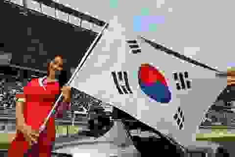 Vettel hoàn thiện mùa giải tại Yeongam?