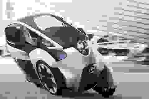 Toyota chính thức sản xuất i-road EV, nhưng chưa bán