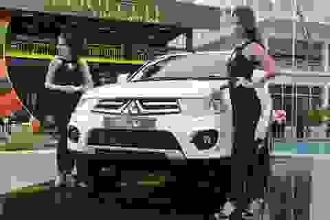 Mitsubishi ra mắt Pajero Sport GL và Pajero Sport VGT tại Malaysia