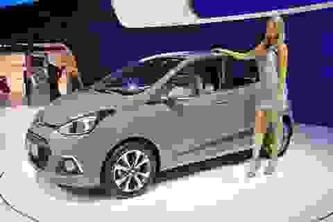 Hyundai i10 mới giá từ 13.400USD.