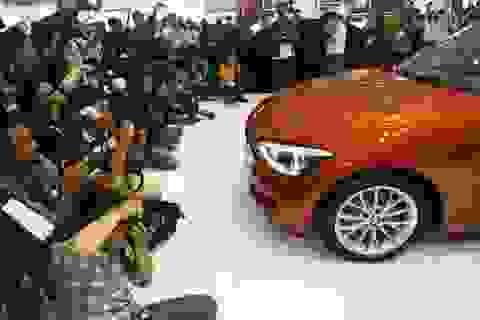 Giá xe có thể sẽ tăng thêm khoảng 10-12%