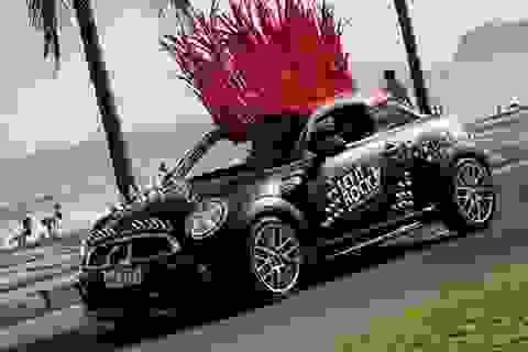 Mẫu độ MINI Coupe ấn tượng từ Brazil