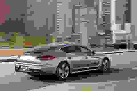 Porsche cho ra mắt phiên bản nâng cấp của Panamera Turbo S 2014