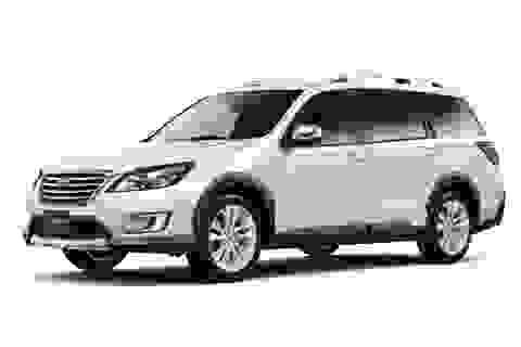 Subaru LEVORG Wagon Concept hé lộ hình ảnh tại Tokyo Show