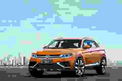 Volkswagen mang CrossBlue coupé concept đến LA Auto Show