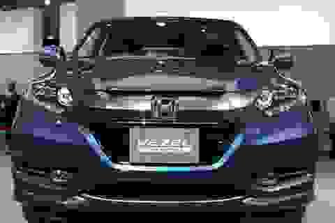 Honda ra mắt chiếc crossover mới