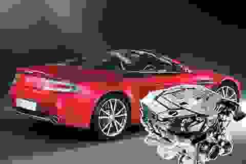 Aston Martin chính thức bắt tay với AMG