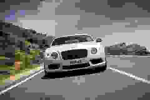 Bentley Continental GTS V8 S ra mắt tại Detroit Motor Show