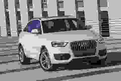 Audi ra phiên bản face-lift cho Q3 tại Bắc Mỹ