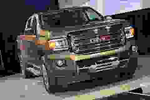 GMC Canyon 2015 được ra mắt tại Detroit Motor Show