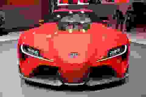 FT-1 Concept mẫu xe tương lai của Toyota