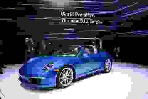 Porsche làm mới chiếc 911 Targa 1965