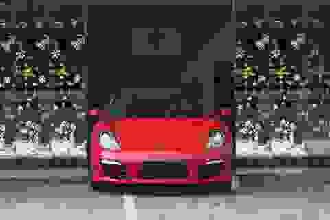 Boxster – Em út nhà Porsche tại Việt Nam