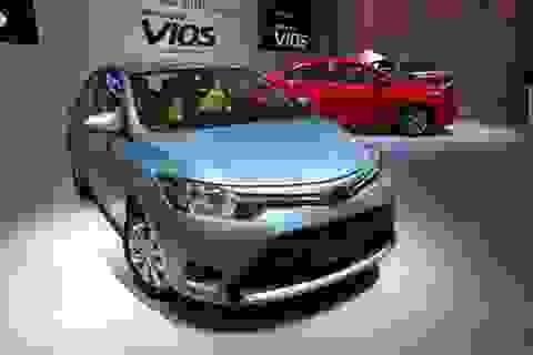 Toyota Vios trở lại, tiếp tục đứng đầu phân khúc xe du lịch