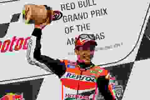 Khẳng định thương hiệu Marquez