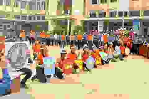 Honda Việt Nam đào tạo lái xe an toàn cho đoàn viên, sinh viên
