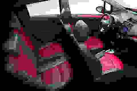 Ra mắt Chevrolet Spark Zest