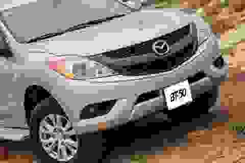 Mazda BT-50 – Mẫu bán tải mạnh mẽ