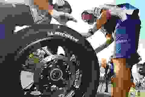 Michelin trở thành nhà cung cấp lốp chính thức cho MotoGP