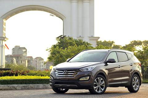 Cập nhật giá bán Hyundai tại Việt Nam (tháng 12/2014)